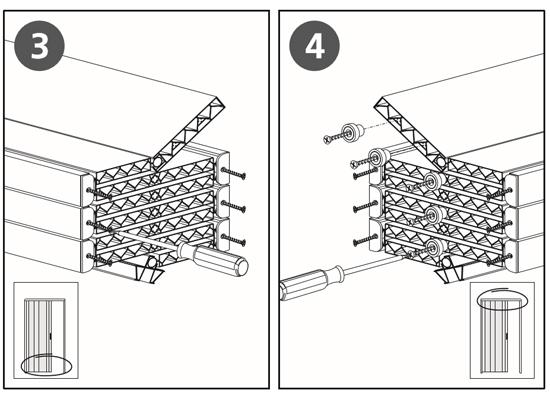 Come Installare Porte A Soffietto Su Misura Fai Da Te